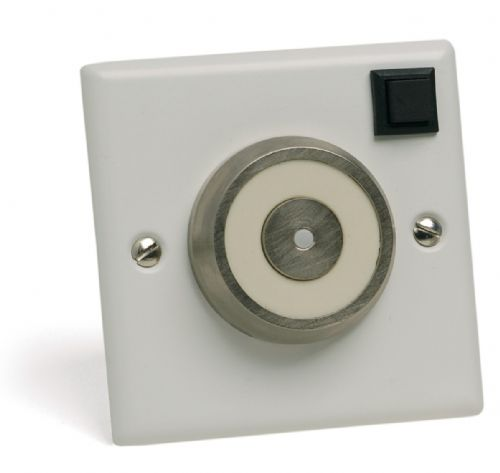 Vimpex Flush Mounted 24V Door Holder (200N)